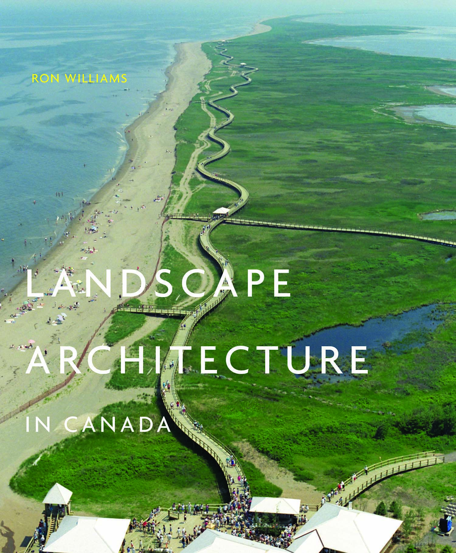 Conversations landscape architecture in canada a cross for British landscape architects